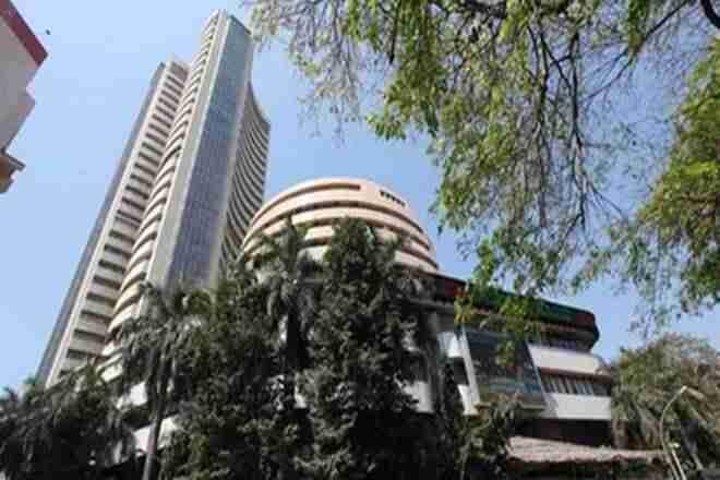 SenseX,漂亮的股票,作为消费股集会; Itcleads.